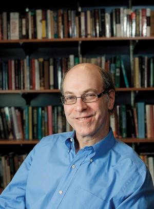 Portrait of Professor Gordon Hutner, University of Virginia